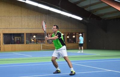 Tennishalle TCW