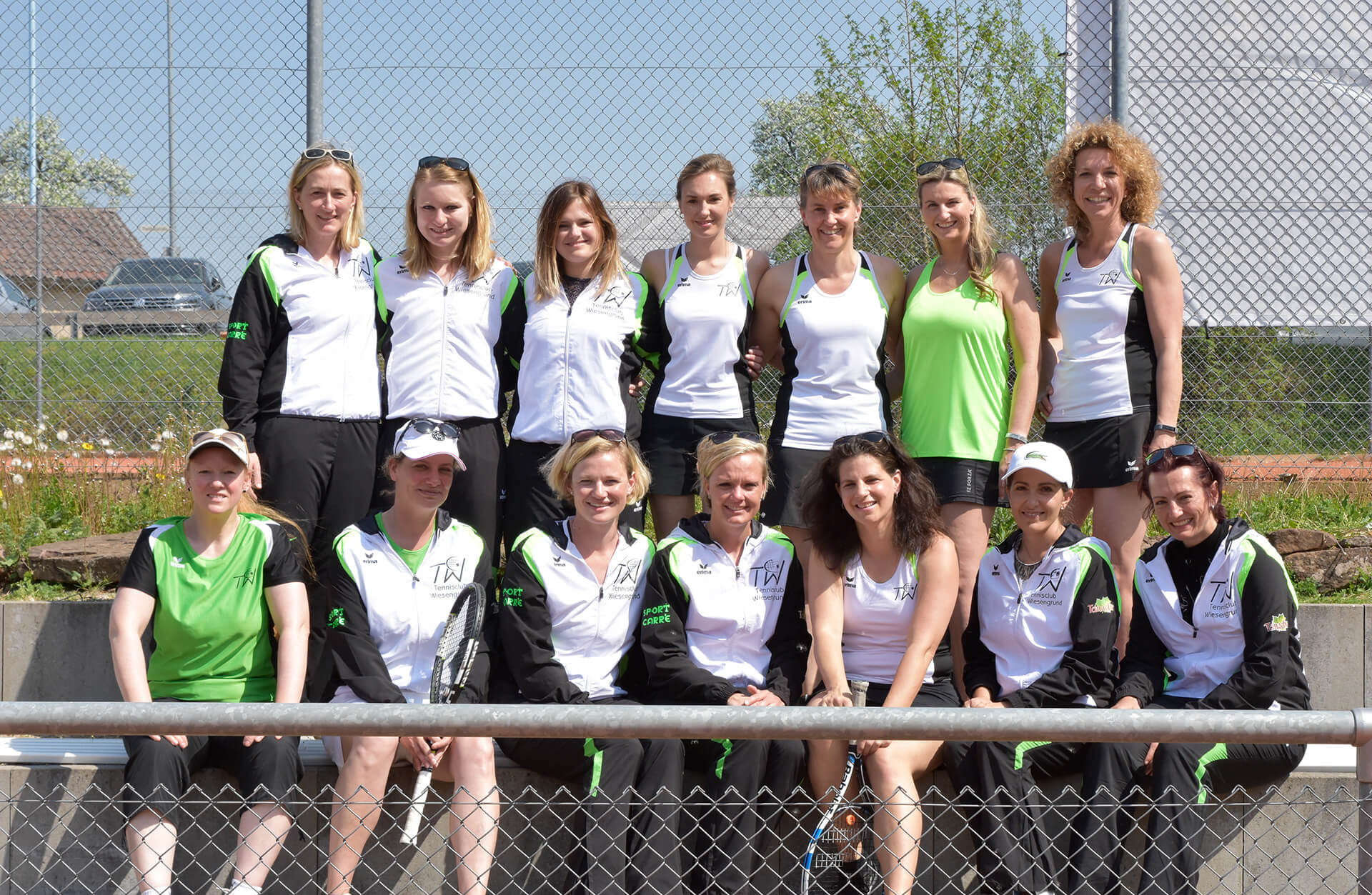 Mannschaft Damen 1