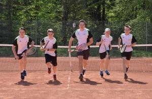 Mannschaft U 14 Männer