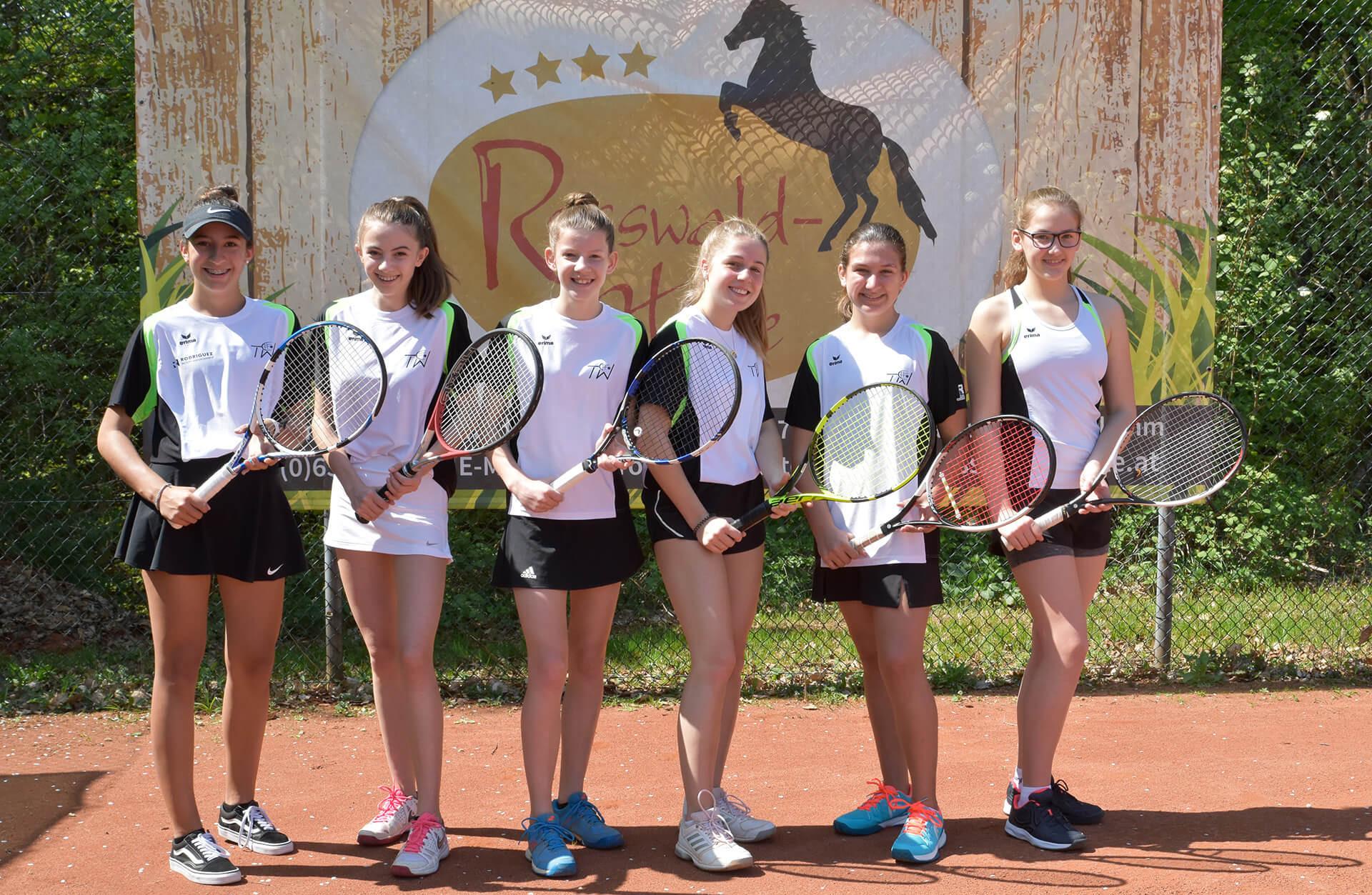 Mannschaft U 16 Frauen